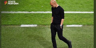 Pep Guardiola Si Tukang Bakar Duit, Habiskan 20 Triliun Masih Gagal Juara Liga Champions 10 Tahun