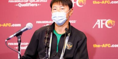 Coba Kubur Trauma Timnas Indonesia, Shin Tae-yong Optimistis Tatap Piala AFF 2020
