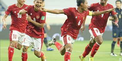 Timnas Indonesia Harus Siap-siap Lagi untuk Play-off Kualifikasi Piala Asia 2023