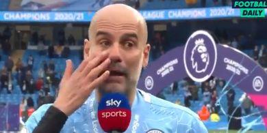 Lawan Leicester di Community Shield, Pep Guardiola Akan Mainkan Tim Lapis Dua