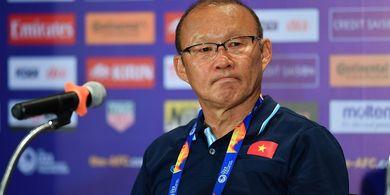 Park Hang-seo Merasa Tertantang Bawa Timnas Vietnam ke Piala Dunia 2022