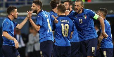 Berita EURO 2020 - Turki Vs Italia, Gli Azzurri Punya 2 Modal Bagus Jelang Hadapi Hakan Calhanoglu Cs