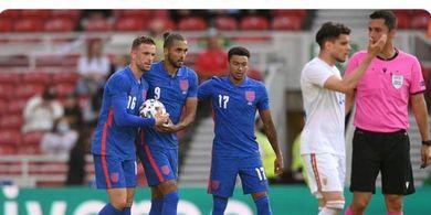 Prediksi Euro 2020 Inggris Vs Kroasia - Seperti Biasa, The Three Lions Terbebani