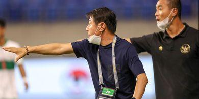 Gelandang Persija Dapat Pesan dari Pelatih Timnas Indonesia Shin Tae-yong