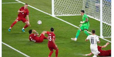 Cetak Gol Bunuh Diri di EURO 2020, Bek Turki Dituding Jadi Agen Ganda Timnas Italia