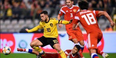 EURO 2020 - Belgia Vs Rusia, Menanti Kemenangan Perdana Utusan Vladimir Putin