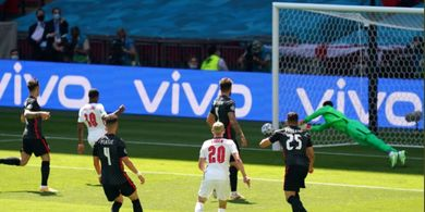 Foden Dibikin Sial Tiang Gawang, Skor Kacamata Akhiri Paruh Pertama Inggris vs Kroasia