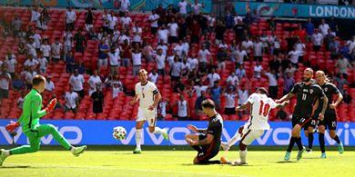 Rekor EURO 2020 - Setelah 53 Tahun, Inggris Akhirnya Menang di Partai Perdana Piala Eropa