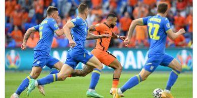 Hasil Babak I - Masih Buntu Tanpa Gol, Belanda Panas Sebentar Saja