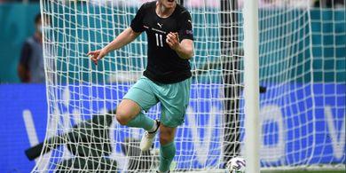 EURO 2020 - Gol Ke-700 Tercipta di Laga Austria-Makedonia Utara