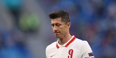 Hasil Lengkap EURO 2020 - Grup Neraka Kompak Imbang, Lewandowski Kena Apes