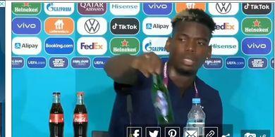 Kasus Coca-Cola dan Heineken - Ronaldo, Pogba, Locatelli Habis jika Euro 2020 Digelar di AS