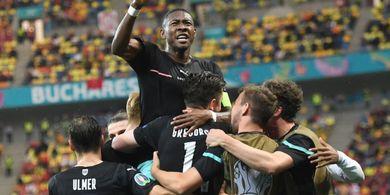 Euro 2020 - Selain Arnautovic, Kontroversi Austria soal Politik Juga Ada di Jersey Tandang