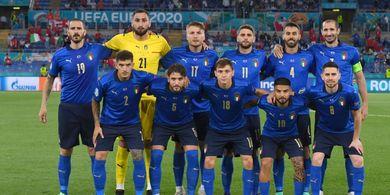 EURO 2020 - Meski Telah Raih Dua Kemenangan, Patrick Viera Masih Ragukan Italia