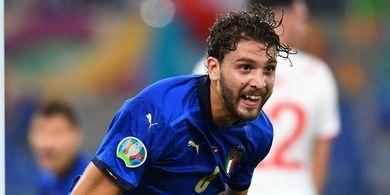 Berita Transfer - Juventus Jajaki Pendekatan Resmi ke Bintang Dadakan Timnas Italia Manuel Locatelli