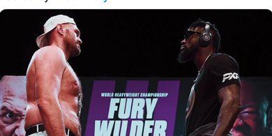 Alasan Mike Tyson Yakin Tyson Fury Bisa Habisi Deontay Wilder