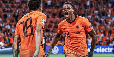 Starting XI Makedonia Utara vs Belanda - Singa Oranye Minim Rotasi