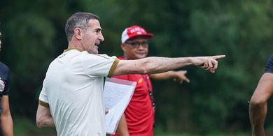 Jelang Laga Melawan Persela, Pelatih Persija Bicara Soal Kekuatan Lawan