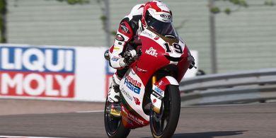 Moto3 Belanda 2021 - Debut Andi Gilang di Sirkuit Zaman Nenek Moyang MotoGP