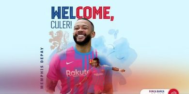 Memphis Depay Sudah, Barcelona Masih Ngebet Boyong Empat Pemain Lagi