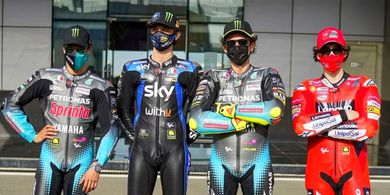 Teka teki Sponsor Tim Rossi pada MotoGP 2022 Masih Belum Terjawab