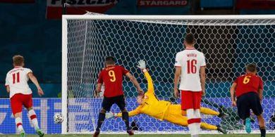 Grup F Euro 2020 - Lagi-lagi Imbang, Timnas Spanyol di Ambang Kiamat