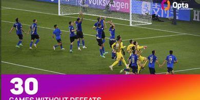 Mantan Bek Inggris: Italia Tim Terbaik pada EURO 2020 Sejauh Ini