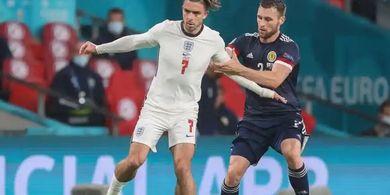 EURO 2020 - Tekad Jack Grealish Ikuti Jejak Dua Legenda Timnas Inggris
