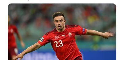 Man of The Match EURO 2020 - Ukir Brace bersama Swiss, Winger Cadangan Liverpool Selevel Cristiano Ronaldo