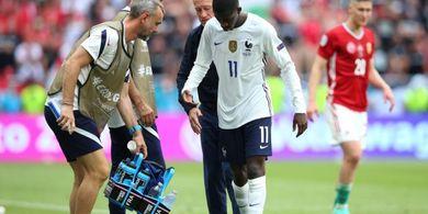 16 Besar Euro 2020 - Nasib Sial Timpa Prancis Jelang Lawan Swiss
