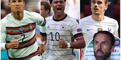 Inggris Terima Risiko Lawan Horor di 16 Besar Euro 2020 demi Tuah Stadion Ini