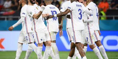 Man of The Match EURO 2020 - Bangkitnya Benzema Si Singa Tua