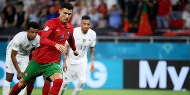 RESMI - Cristiano Ronaldo Sentuh Rekor Manusia Tertajam Timnas