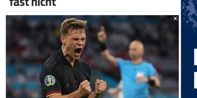 Berita EURO 2020 - Bertemu Inggris di Babak 16 Besar, Bek Jerman: Bagus Dong