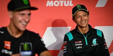 Valentino Rossi: Saya Tidak Mengejar Uang, Masih Banyak Lagi