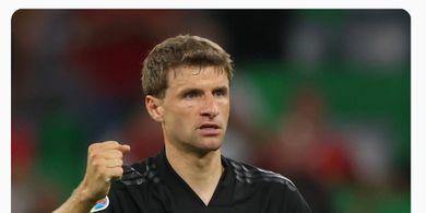 Janji Jerman di 16 Besar Euro 2020 yang Bikin Inggris Ketar-ketir