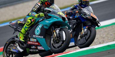 Batal Pensiun, Valentino Rossi Bisa Wujudkan Impian Adiknya