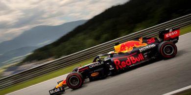 Hasil Kualifikasi F1 GP Styria 2021 - Back-to-back Pole Pertama Verstappen