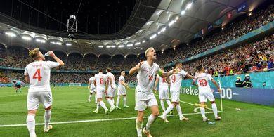 Man of The Match EURO 2020 - Sang Xhaka yang Istimewa Bikin Prancis Merana