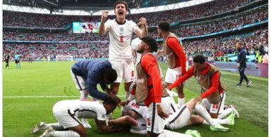 Man of the Match EURO 2020 - Harry Maguire, Peredam yang Tenangkan Inggris