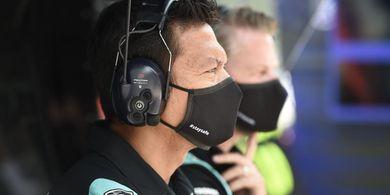 Tabir Pembalap di MotoGP 2022 Kian Tersibak, Bos Petronas Angkat Suara