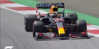 Hasil F1 GP Austria 2021 - Verstappen Juara, Hamilton Ke-4