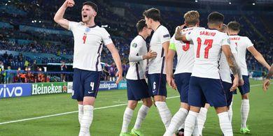 Jadwal Semifinal EURO 2020 Hari Ini - Inggris vs Denmark, Ditunggu Italia, Final Impian Mourinho Terwujud?
