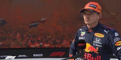 Max Verstappen Anggap Lewis Hamilton 'Tidak Sopan dan Tidak Sportif'