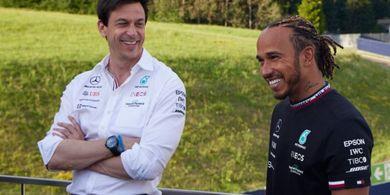 2 Calon Potensial Rekan Setim Lewis Hamilton di Mercedes pada F1 2022