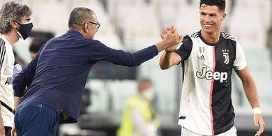 Cristiano Ronaldo dan Dua Pemain Penting Lain Disodorkan Kontrak Baru oleh Juventus
