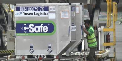 Solider Hadapi Pandemi, Jepang Bagi  998.400 Dosis Vaksin AstraZeneca untuk Indonesia