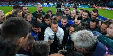 Final EURO 2020 - Tak Cukup Jadi Finalis, Target Italia adalah Juara!