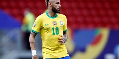 Neymar Ingin Pensiun dari Timnas Brasil, PSG Diminta Waspada