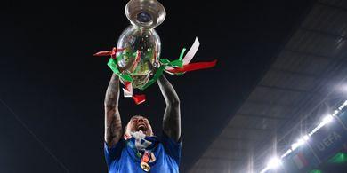 Berkah Ganda Federico Bernardeschi, Antar Italia Juara EURO 2020, Naik Ke Pelaminan Kemudian